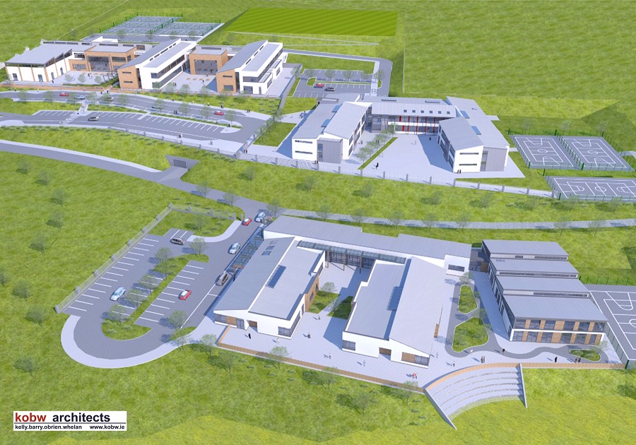 2428 Carrigaline Education Campus 3d-001